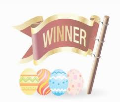 Easter Winners
